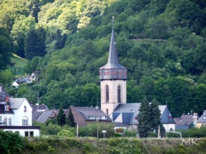 Kirche in Oberwinter
